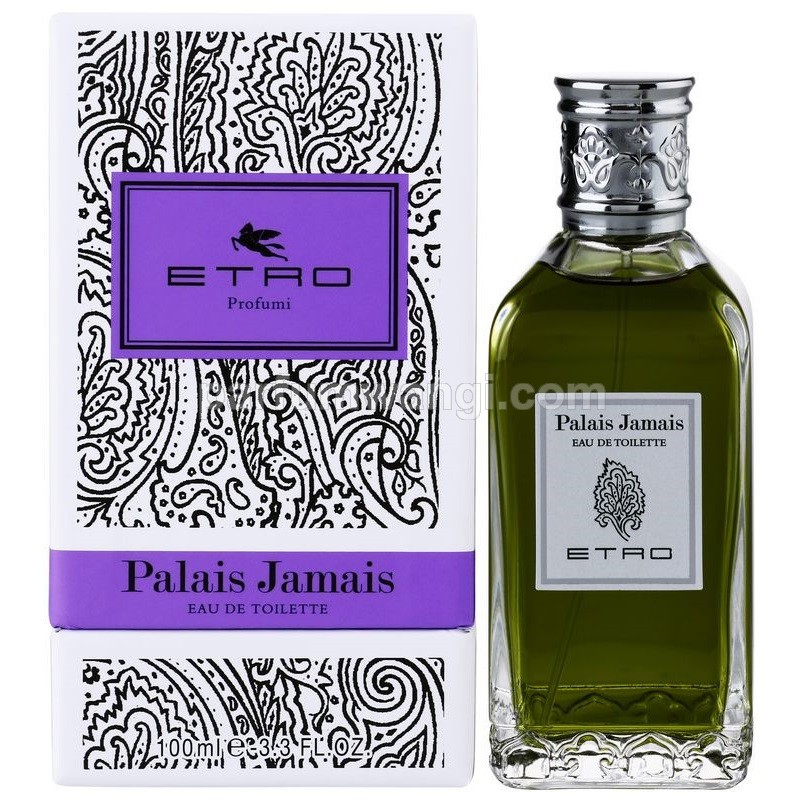Etro Palais Jamais for Men and Women EDT 100 ML
