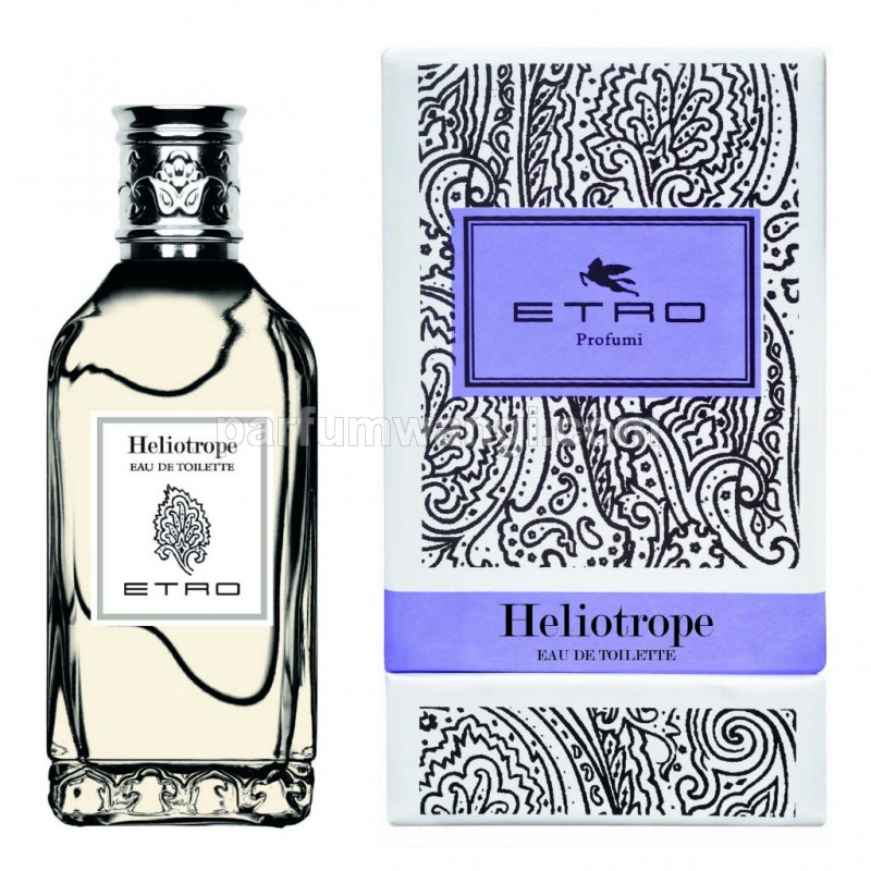 Etro Heliotrope for Men and Women Edt 100 ML