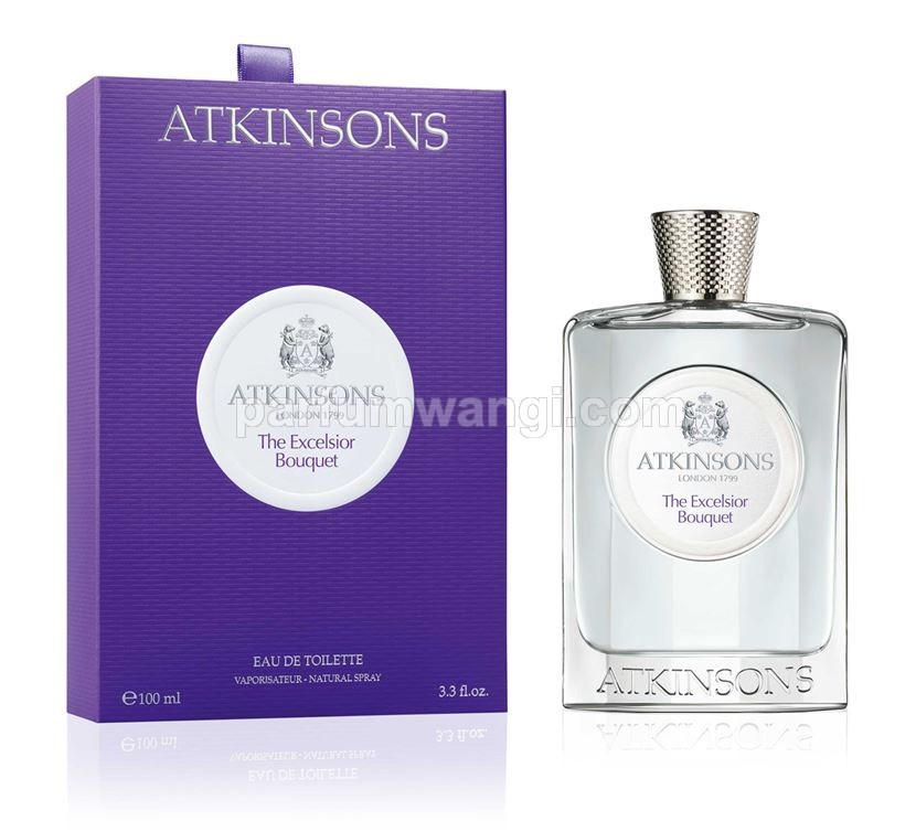 Atkinsons The Excelsior Bouquet for Men and Women EDT 100 ML