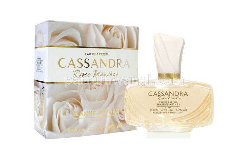 Jeanne Arthes Cassandra Roses Blanches Women EDP 100 ML