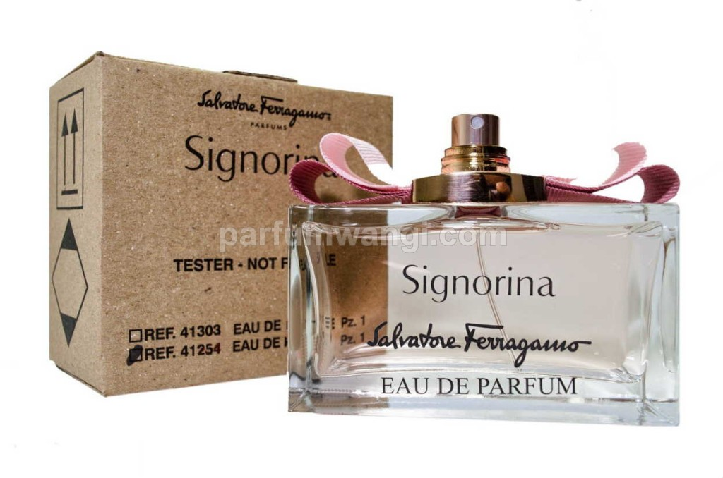 Salvatore Ferragamo Signorina Women EDP 100 ML TESTER