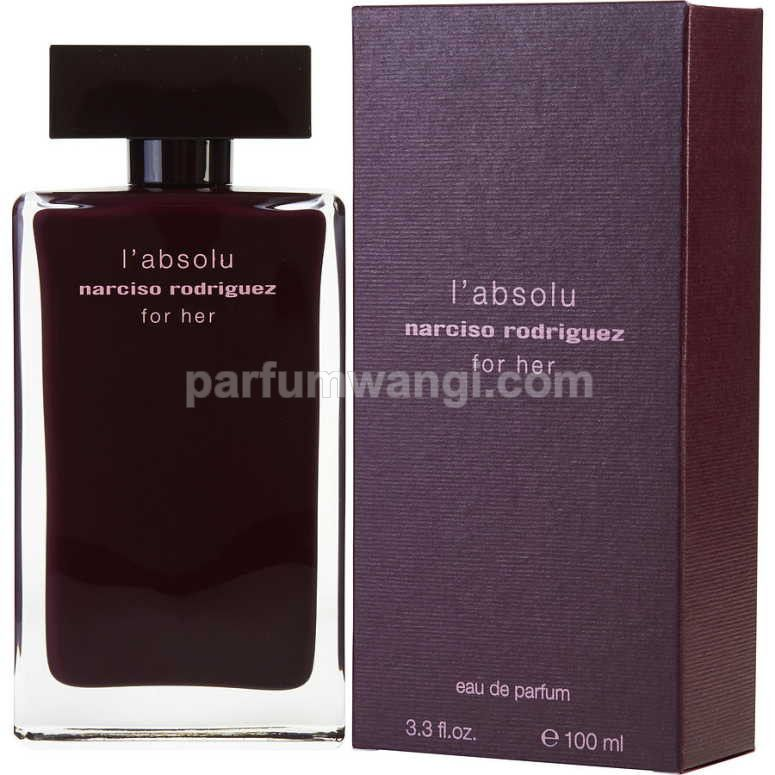 Narciso Rodriguez l' absolu for Her EDP 100 ML