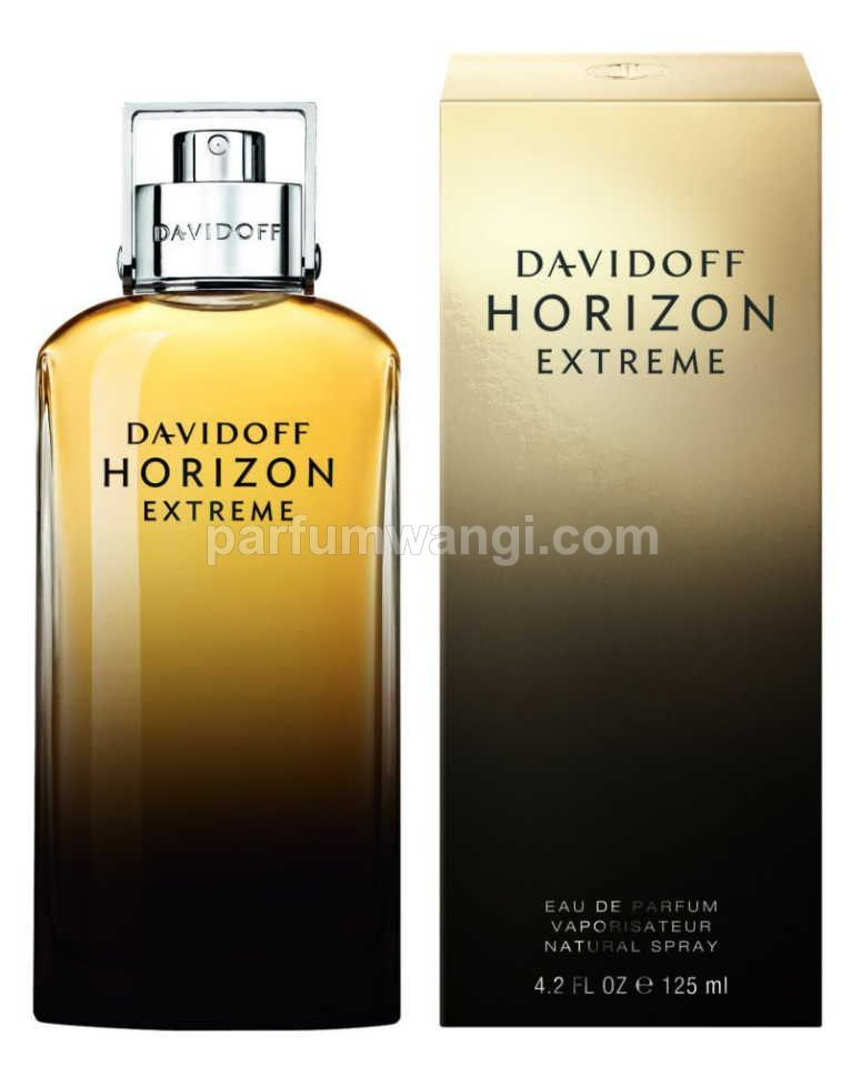 Davidoff Horizon Extreme For Men  EDP 125 ML