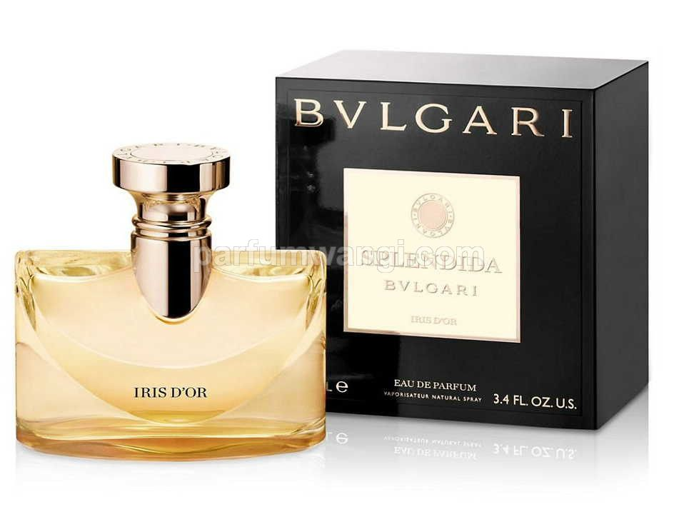 Bvlgari Splendida IRIS  D' OR For Women EDP  100 ML