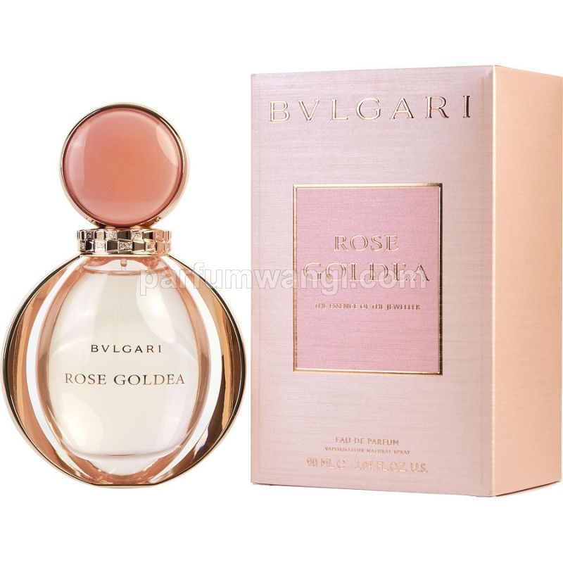 Bvlgari Rose Goldea Women EDP 90 ML