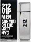 Carolina Herrera 212 VIP for Man Edt 100ml TESTER