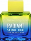 Antonio Banderas Radiant Seduction Blue Men Edt 100ml